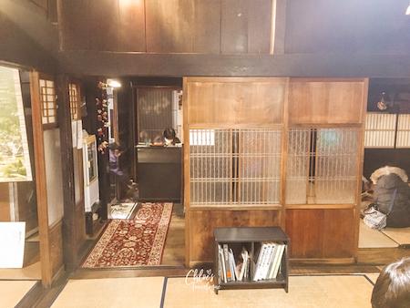Shirakawago heritage house: