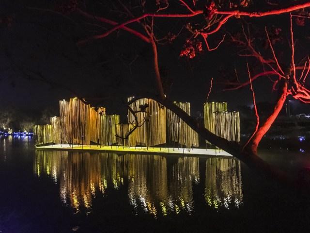 Lantern Festival in Taiwan | Yanshui Lantern Festival | chloestravelogue.com #Pingxi #skylanternfestival #taiwan #Yanshui