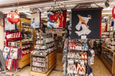 Things to Do in Asakusa   Buy Japanese Souvenirs at Nakamise Shopping Street   #Asakusa #Tokyo #ThingstoDoinAsakusa #KaminarimonGate #Nakamise #AsakusaFood