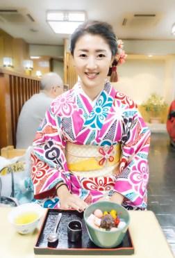 Asakusa Food | Traditional Japanese Desserts - Oshiruko, Dorayaki, Anmitsu | #Asakusa #Tokyo #ThingstoDoinAsakusa #AsakusaRestaurant #Nakamise #AsakusaFood #JapaneseDesserts #Oshiruko #Anmitsu