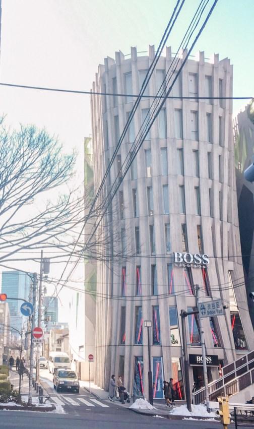Omotesando Architecture | Omotesando is home to the most noble and distinctive architecture in Tokyo: Prada flagship building, Tokyu Plaza Omotesando Harajuku, Keyaki building, The Audi Forum, Nezu Museum, Omotesando Hills, Tod's Omotesando building, etc. | #Omotesando #Aoyama #Tokyo #Japan #OmotesandoArchitecture
