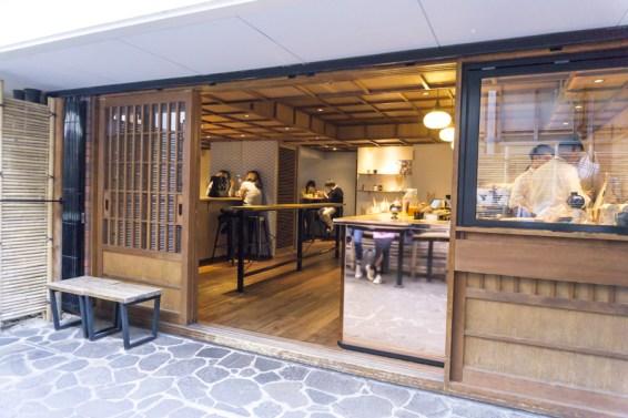 Omotesando Cafe | The most Instagrammable & Trendiest Cafes in Tokyo | #Omotesando #Aoyama #Tokyo #Japan #OmotesandoCafe #CafeKitsuneTokyo