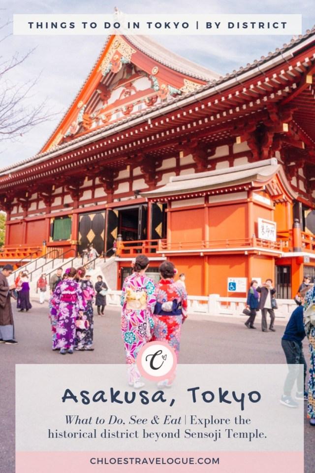 Things to Do in Asakusa - Explore the historical district beyond Sensoji Temple | #Asakusa #Tokyo #ThingstoDoinAsakusa #AsakusaRestaurant #AsakusaFood #Nakamise #kimono #TokyoSkytree