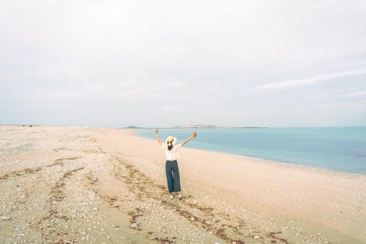 Penghu - Peng Peng Beach