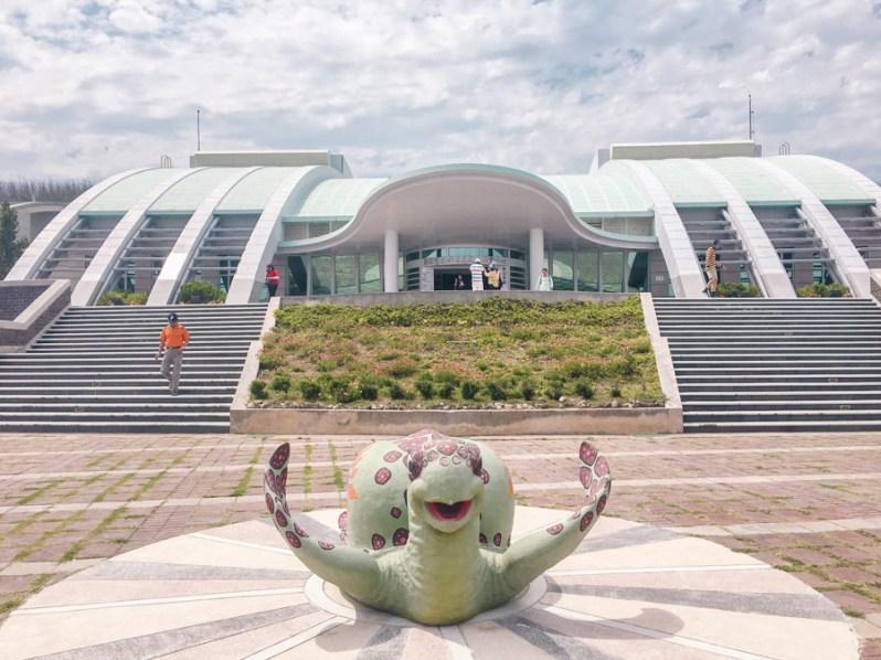Penghu Taiwan 3 Day Itinerary | Day 3 Qimei & Wangan Boat Tour - Wangan Green Turtle Conservation Center | #Penghu #Taiwan #澎湖