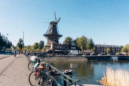 Amsterdam Itinerary - Brewerij 't IJ