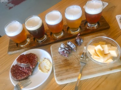 Amsterdam Itinerary Day 4 (Bucket List) | Taste Dutch Craft Beer at a Windmill Brewery - Brouwerij 't IJ | #Amsterdam #Holland #AmsterdamItinerary #AmsterdamThingstoDo #AmsterdamBucketList #iAmsterdam #DutchBeer #DutchFood