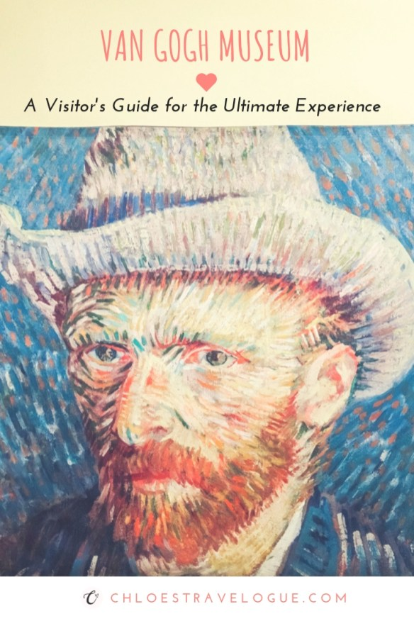 A Visitor's Guide to Van Gogh Museum | Money & Time Saving Tips for the Ultimate Amsterdam Museum Experience | #Amsterdam #Holland #AmsterdamMuseums #iAmsterdam #AmsterdamThingstoDo #AmsterdamBucketList #VanGoghMuseum
