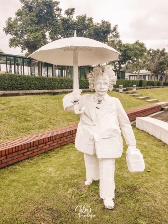 Juming Museum - Living Series - Scientist Einstein