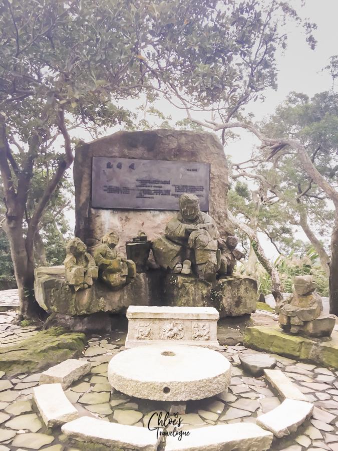 Day trip from Taipei - Juming Museum | Ju Ming Sculpture - Living World Series - Mother Memorial | #Taipei #TaipeiDayTrips #Juming #JumingMuseum #Taiwan #Sculpture