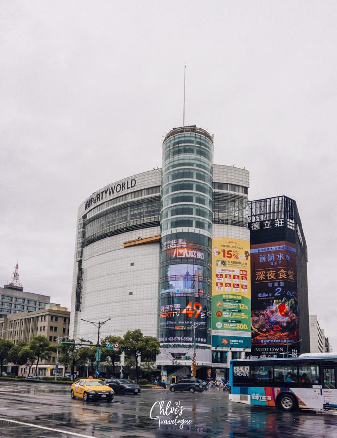 Taipei Itinerary 3 Days (Written by a Taiwan Resident) | Ximending Party World KTV  | #Taipei #Taiwan #TaipeiItinerary #TaipeiThingstoDo #TaipeiTravel #Ximending #KTV