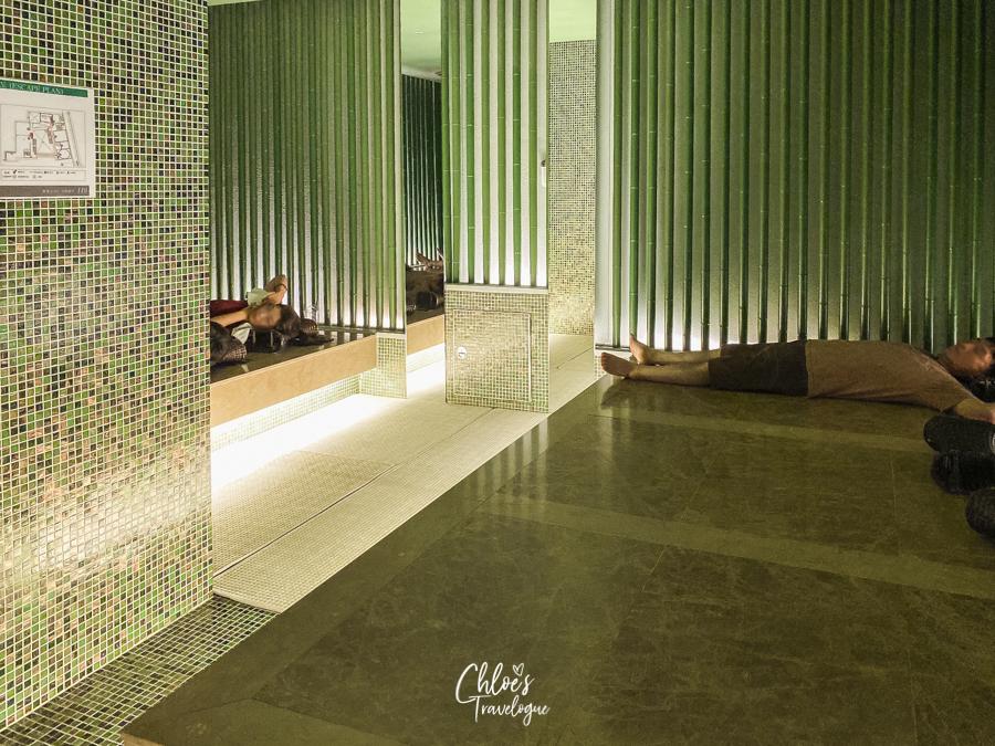 Spa Land Centum City Busan | Korea's Best Luxury Jimjilbang (Korean sauna and spa) - Body Sound Room |#SpaLandBusan #SpaLandCentumCity #CentumCityBusan #luxuryspa #jimjilbang #jjimjilbang #Busan #Korea #ThingsToDoinBusan #BusaninWinter #AsiaTravel #TravelKorea