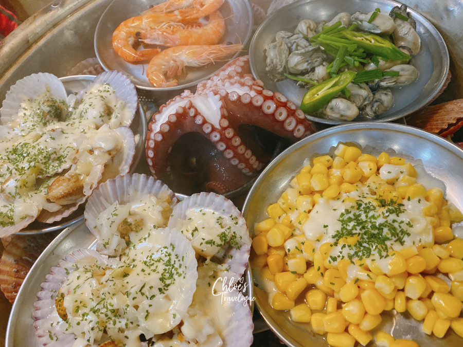 The Ultimate Busan Food Guide | 10 Best Things to Eat in Busan According to Korean - #9 Shellfish BBQ | #BusanFood #WhattoeatinBusan #ThingstoeatinBusan #Busan #Korea #TravelKorea #TravelBusan #TravelAsia #KoreanFood