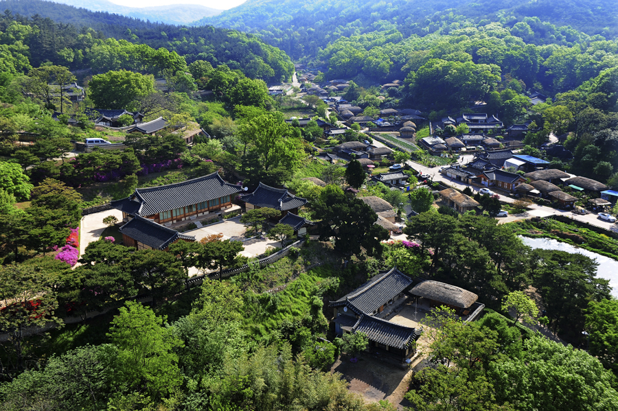 Things to Do in Gyeongju, South Korea - #20. Yangdong Folk Village | #Gyeongju #SouthKorea #Korea #KoreaTravel #AsiaTravel #ThingstodoinKorea #UNESCOWorldHeritageSites #YangdongFolkVillage