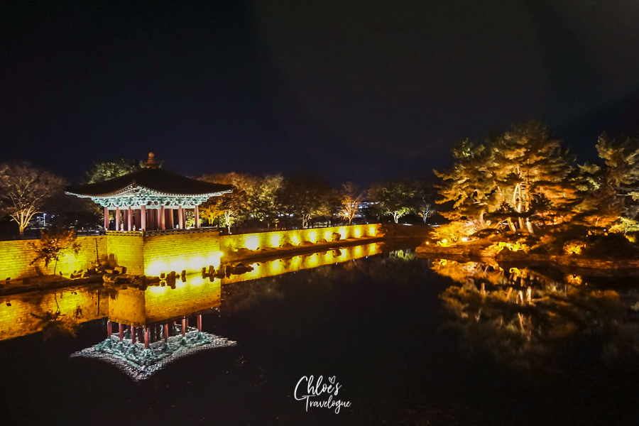 Things to Do in Gyeongju, South Korea - #7. Donggung Palace and Wolji Pond - One of the best night view sites in Gyeongju | #Gyeongju #SouthKorea #Korea #KoreaTravel #AsiaTravel #ThingstodoinKorea #UNESCOWorldHeritageSites #DonggungPalaceandWoljiPond