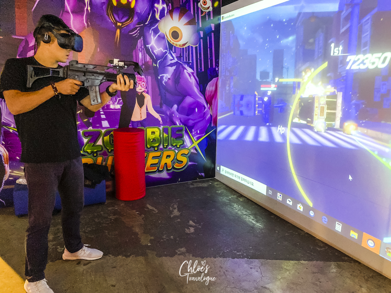 [What to Do in Hongdae: A Local's Guide to Seoul's Hippest Neighborhood] - Destress by Playing VR Games | #Hongdae #Seoul #TravelKorea #AsiaTravel #ThingstoDo #VRGames