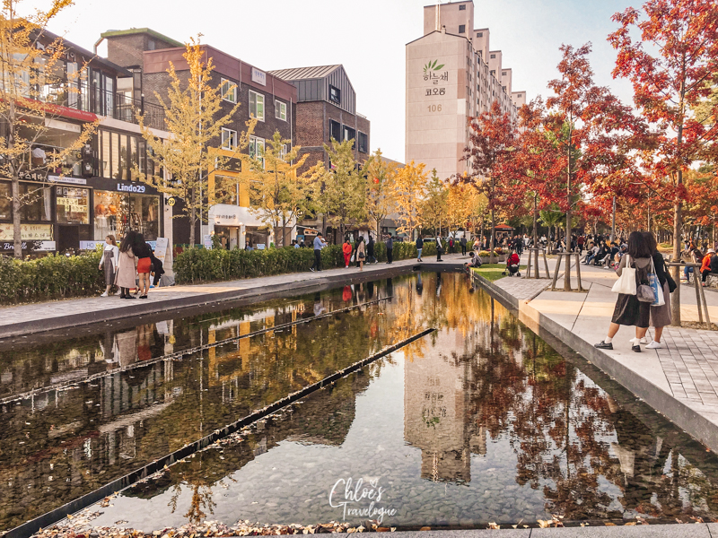 [What to Do in Hongdae: A Local's Guide to Seoul's Hippest Neighborhood] - Relax at the Gorgeous Urban Park, Gyeongui Line Forest Park | #Hongdae #Seoul #TravelKorea #AsiaTravel #ThingstoDo