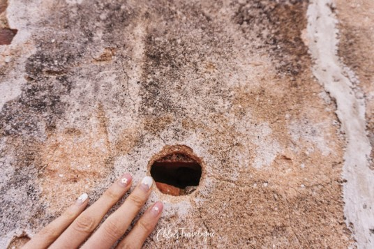 "What to do in Kinmen Island: Beishan ""bullet-holed house"" 