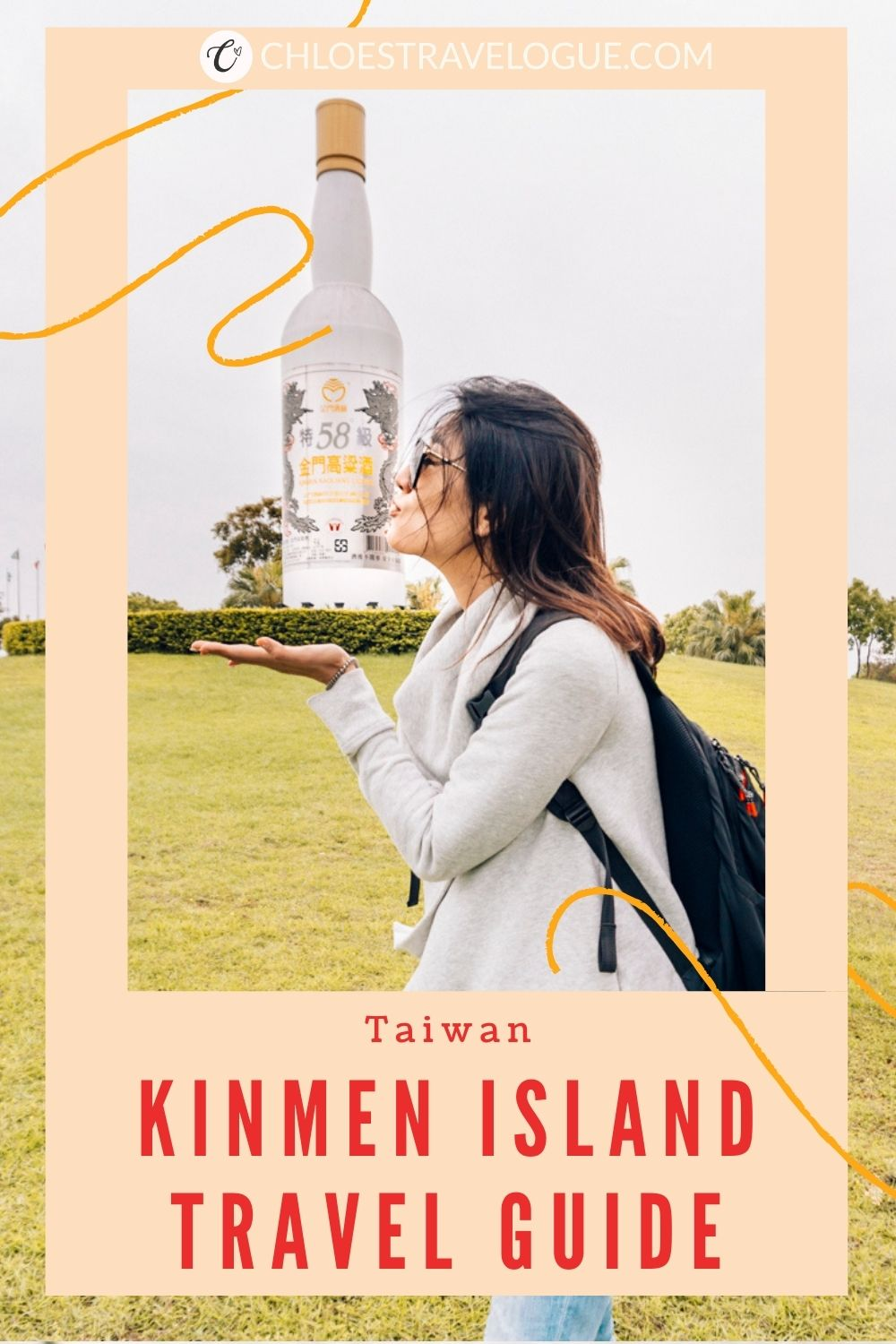 Looking for an off-the-beaten-path in Taiwan? Kinmen Island is an unconventional destination filled with rich history, culture, and ancient architecture. | #KinmenIsland #KinmenKaoliang #KinmenTaiwan #traveltaiwan #travelasia