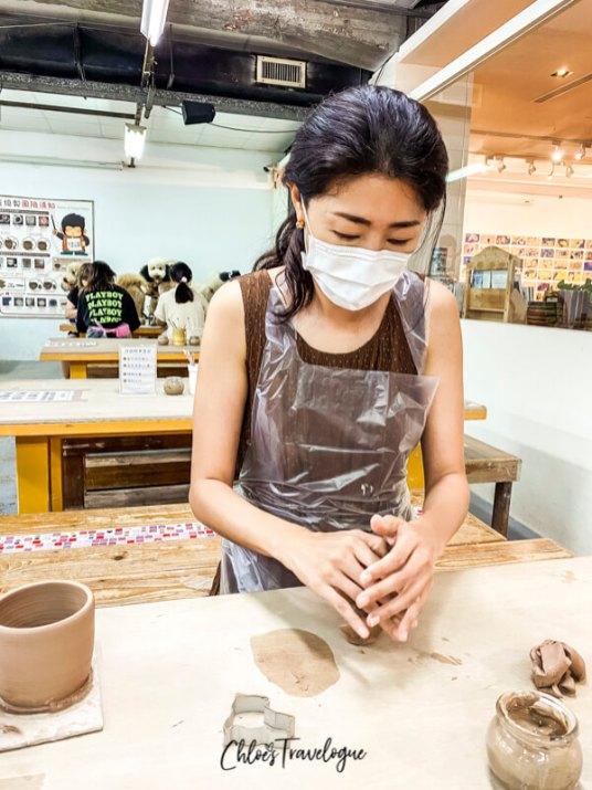 Pottery Class-2