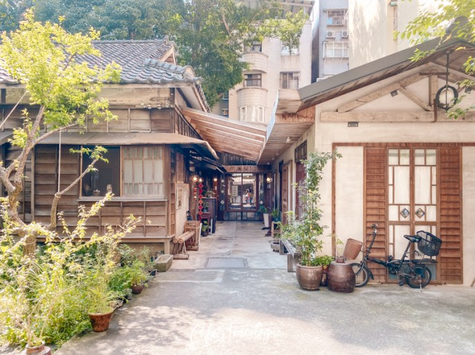 A Local's Guide to Yong Kang Street Taipei: Best YongKang Street Teahouses | 3. Qingtian Teahouse | #Yongkangstreet #taipeitravel #TaiwanTrip #Taipeiteahouse
