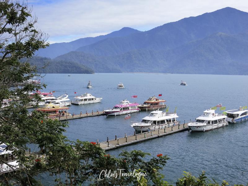 Sun Moon Lake Taiwan | Things to Do + Itinerary: Shuishe Pier || #SunMoonLake #TaiwanItinerary #TaichungDayTrip