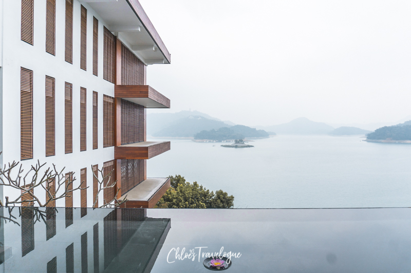 Where to Stay in Sun Moon Lake: Lalu Sun Moon Lake | #SunMoonLake #TaiwanItinerary #SunMoonLakeResort
