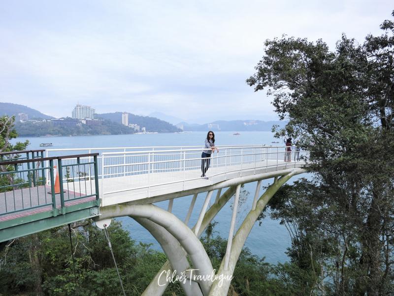 Sun Moon Lake Taiwan | Things to Do + Itinerary: Xiangshan Lookout | #SunMoonLake #TaiwanItinerary #TaichungDayTrip
