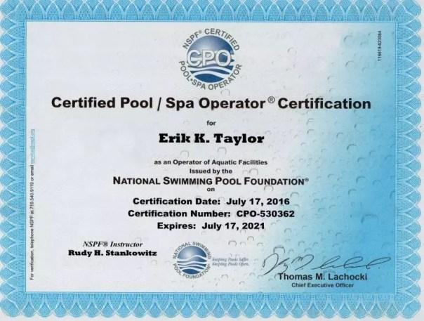 CPO-Certification