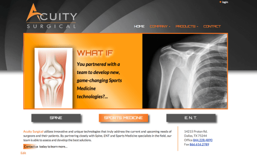 Acuity Surgical