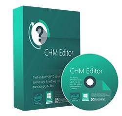 CHM Editor Tool