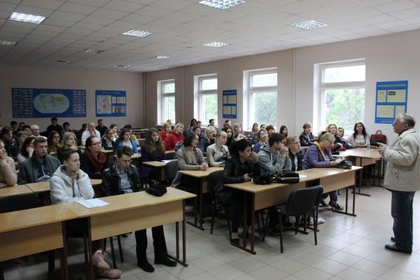 День відкритих дверей у Інституті філології