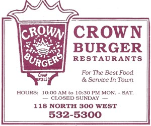 Crown Burger