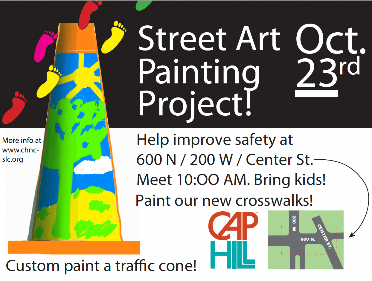"""Featured image for """"COME PAINT THE STREETS!"""""""