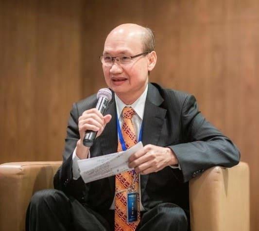 中國醫藥導報社社長許武慶