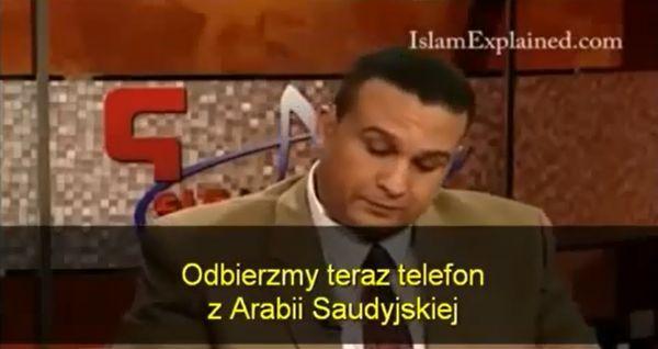 Muzułmanin zadzwonił do chrześcijańskiej telewizji. To, co stało się potem, było niezwykłe (WIDEO)