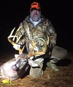 deer hunting in Carolina