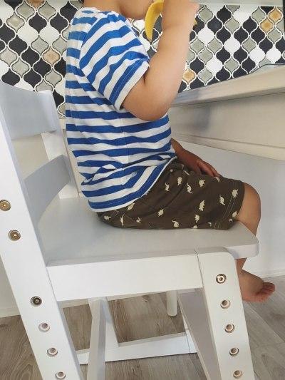 子供用食事椅子