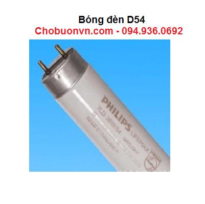 Bóng đèn so màu D54 120 cm loại 36W