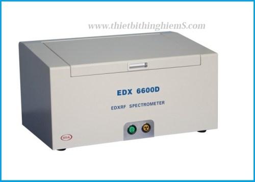 máy kiểm tra thành phần kim loại RoHS EXD 6600D