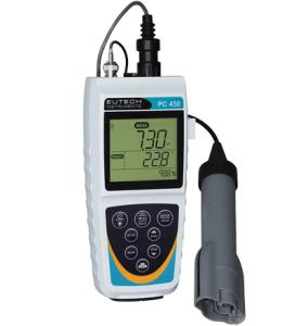 Máy đo đa chỉ tiêu Eutech PC450