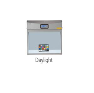 Ánh sáng của bóng đèn D65