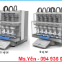 Máy chiết béo tự động hãng Velp