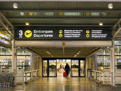 Aeropuerto de Santiago