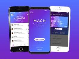 La aplicación MACH depende del Banco Bci