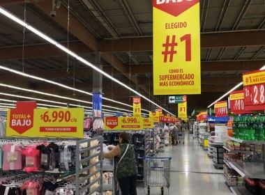 Líder dice ser el supermercado más barato