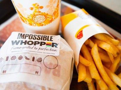 La nueva hamburguesa vegana de Burger King