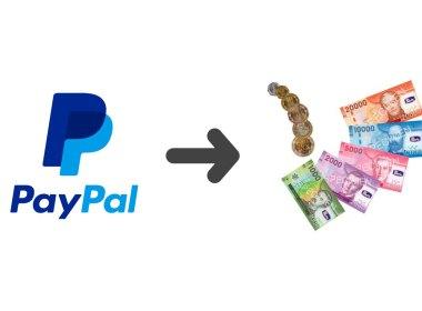 Retirar fondos y dineros de PayPal a pesos chilenos