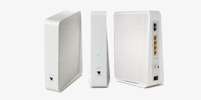 El módem NextGen Wifi de internet VTR