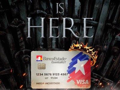 La nueva Cuenta RUT con Visa Débito se estará entregando en todas las sucursales de BancoEstado.
